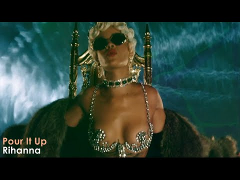 Baixar Rihanna - Pour It Up (Official Video) [Lyrics + Sub Español]
