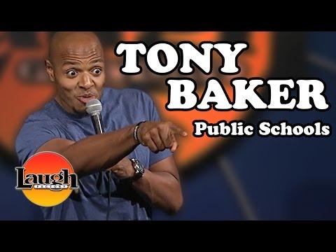 Tony Baker