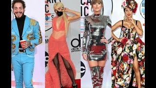 Rating Outfits | AMAs 2018