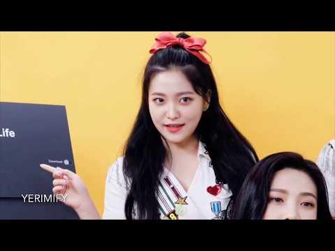 Red Velvet's Yeri Speaking English (part 3)