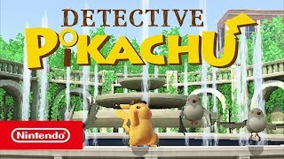 Solve Mysteries with Detective Pikachu! - (Nintendo 3DS)