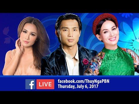 Tưởng Nhớ Ca Sĩ Phi Nhung   Re-Up Livestream 6/7/2017   Phi Nhung, Đan Nguyên, Lam Anh