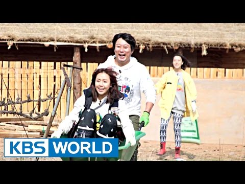 Invincible Youth 2  [HD]  | 청춘불패 2 [HD] - Ep.18 : Upgrading the Donkeys