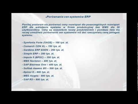 pudełkowe systemy ERP - część 2      - YouTube