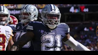 "Ezekiel Elliott NFL Mix ""WOAH"""