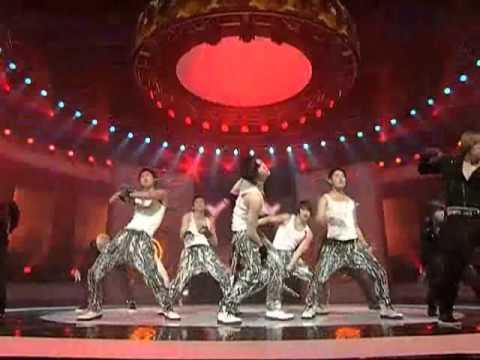 TVXQ - Love in the ice+MIROTIC+Hey @SBS Inkigayo 인기가요 20080928