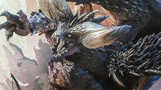 Defeating Nergigante in Monster World