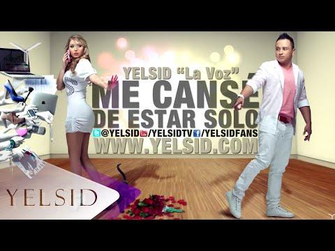 Yelsid - Me Cansé De Estar Solo | Audio