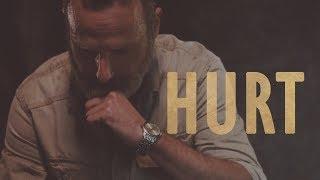 Rick Grimes || Hurt (TWD Farewell Tribute)