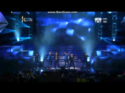 121014 EXO-M 'Into Your World/Angel' at KCON 2012