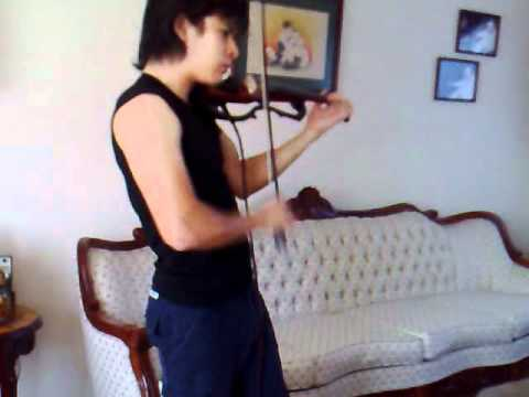 Mägo de Oz - Fiesta Pagana Violin Cover