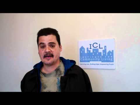 Without Human Services - ICL Participant Henry F.