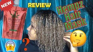 NEW HEMPZ SWEET PINEAPPLE & HONEY MELON HAIR MASK
