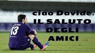 Davide Astori (1987-2018) tributo degli amici.