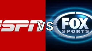 ESPN buy rights to UFC, and FOX buys WWE live shows