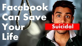 Facebook Can Save Your Life | Facebook जान बचा सकता है