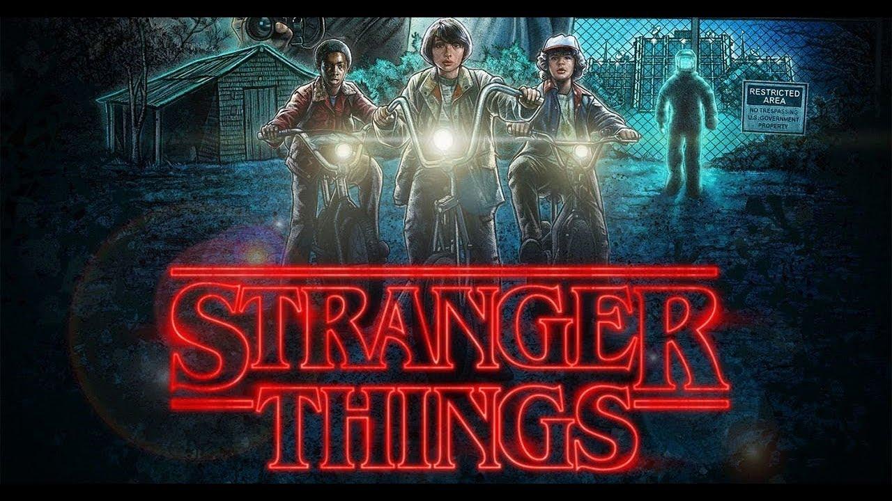 Stranger Things,  series,  ciencia ficción,  mejor serie,  Winona Ryder,  review,