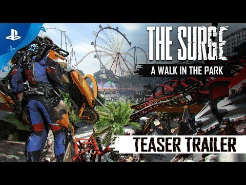 The Surge Trailer