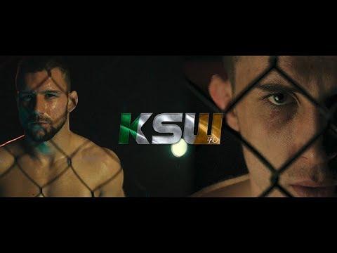 """KSW 40: Zapowiedź walki """"Mateusz Gamrot vs Norman Parke 2"""""""