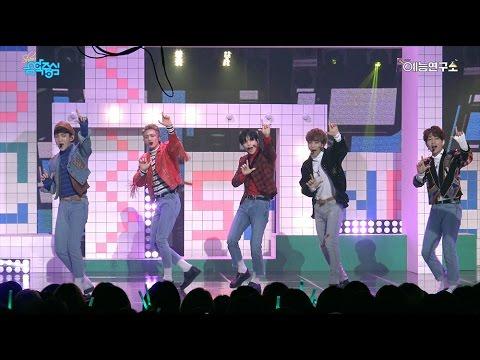 [예능연구소] 샤이니 원 오브 원 @쇼!음악중심_20161015 1 of 1 SHINee in 4K