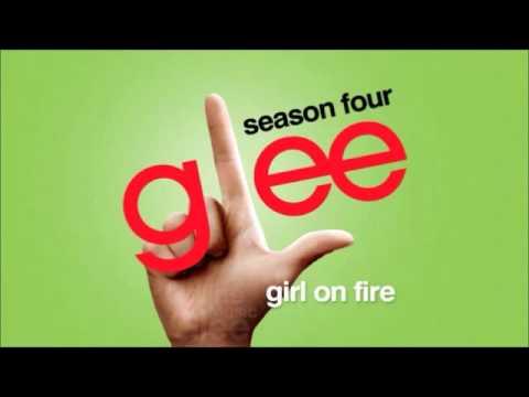 Baixar Glee ft Nicki minaj-Girl on Fire