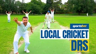 Local Cricket DRS - YouTube