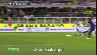 Video  Fiorentina vs Sassuolo 3   4   Trực tiếp bóng đá