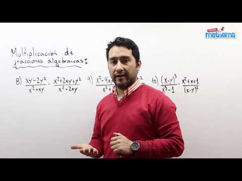 Fracciones algebraicas 11