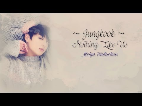 Jungkook - Nothing Like Us (Cover) - Vostfr