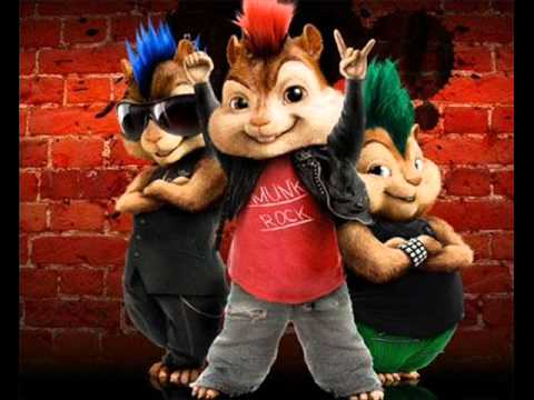 Mohombi In Your Bed (Chipmunks Version)