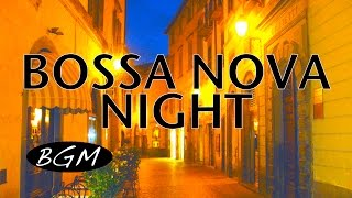 Bossa & Jazz Music for relaxation!!BGM