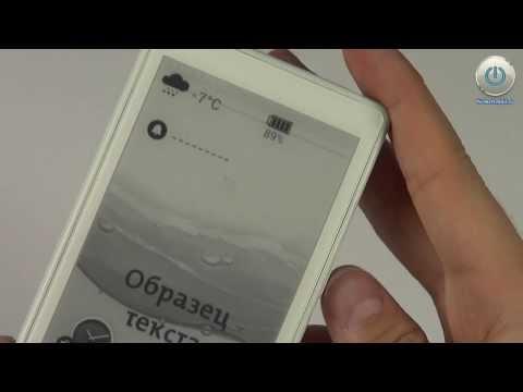 YotaPhone: обзор первого в мире смартфона с двумя экранами