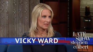 Vicky Ward: Only Melania Can Say 'No' To Ivanka