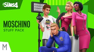 The Sims™ 4 Moschino Stuff Pack: Official Trailer