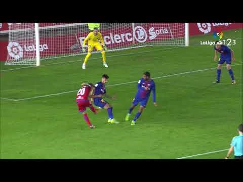 Numancia vs Barcelona B