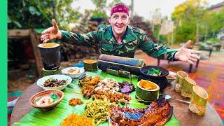 Pot-Bellied Pig Cooked TEN Ways!!! Myanmar's Unknown Mountain Food!!