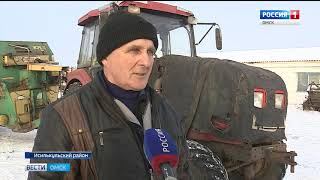 12 омских аграриев в торжественной обстановке получили ключи от автомобилей