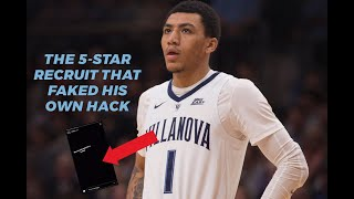 The 5-Star Recruit who FAKED his Own Instagram Hack: Jahvon Quinerly's Bizarre Incident