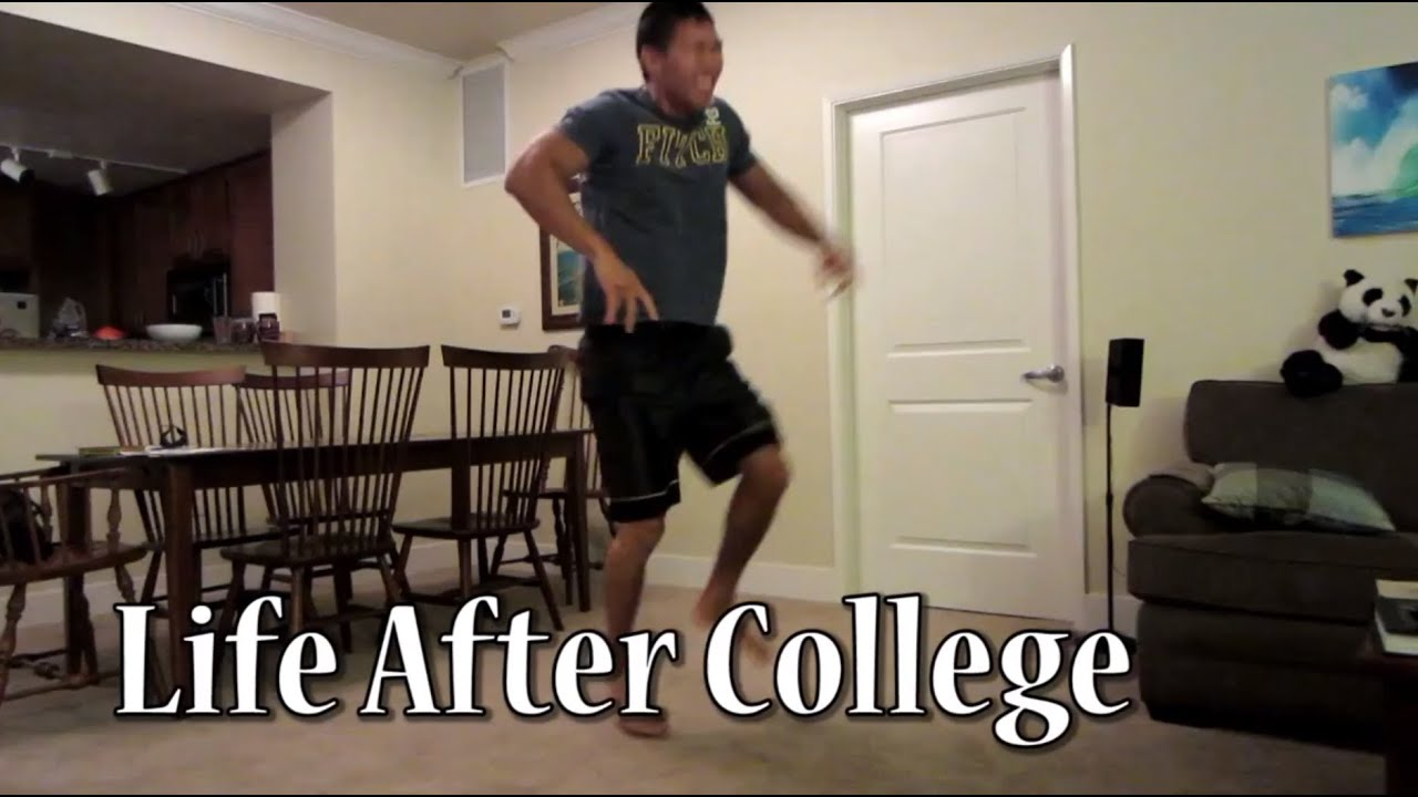 My life after college