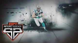Luke Kuechly's Perfect Speed And Power   Sport Science   ESPN Archives