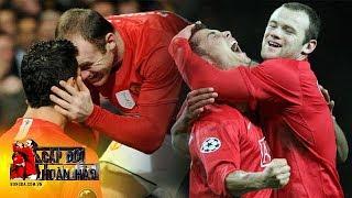 Cặp đôi hoàn hảo | Cristiano Ronaldo - Wayne Rooney