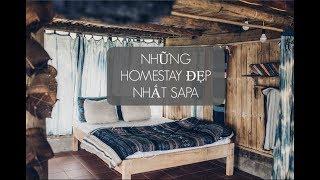 Top homestay đẹp nhất Sapa cho dịp Tết Dương 2019