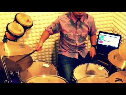 重口味 - 陳奕迅(drum covered by Hang)