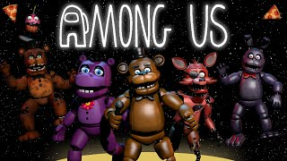 "Freddy Fazbear and Friends ""Among Us"""