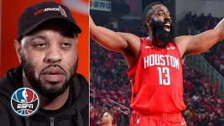 James Harden's secret weapon, trainer Irv Roland | NBA Countdown