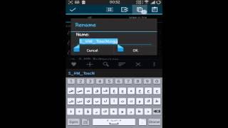 (تحتاج روت) طريقة تغير اصوات اللمس للشاشة ( Touch Sound) لاي جهاز اندرويد