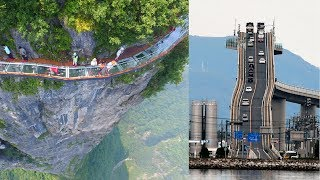 12 Most Terrifying Bridges You Don't Want To Cross