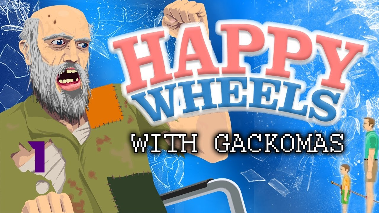 Let 39 s play happy wheels part 1 i heard this game was - Let s play happy wheels ...