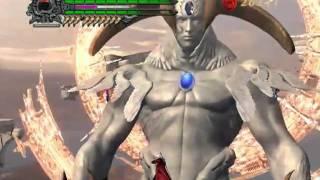Devil May Cry 4 - Boss Battle 13 The Savior - Dante