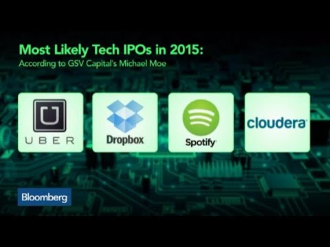 Which Tech Startups Are Going Public in 2015?
